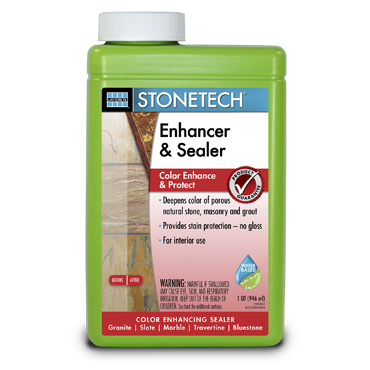 StoneTech™ Enhancer Pro™ Heavy Duty Color Enhancing Impregnating Stone Sealer